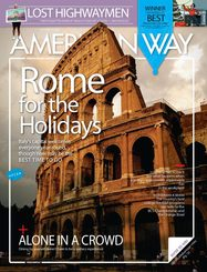 AW Dec15 Cover Published Writing & Media Coverage