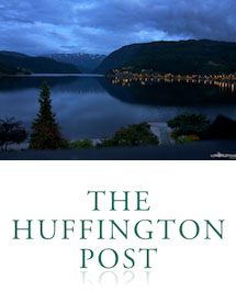HuffPo Norway Cover