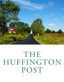 HuffPo Sweden Cover Published Writing & Media Coverage