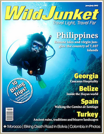 Wild Junket Cover JunJul 20121 Published Writing & Media Coverage