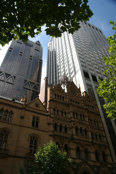 Anz Bank Building