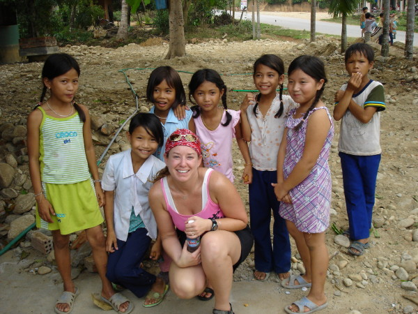 Me and the Gang in Vietnam