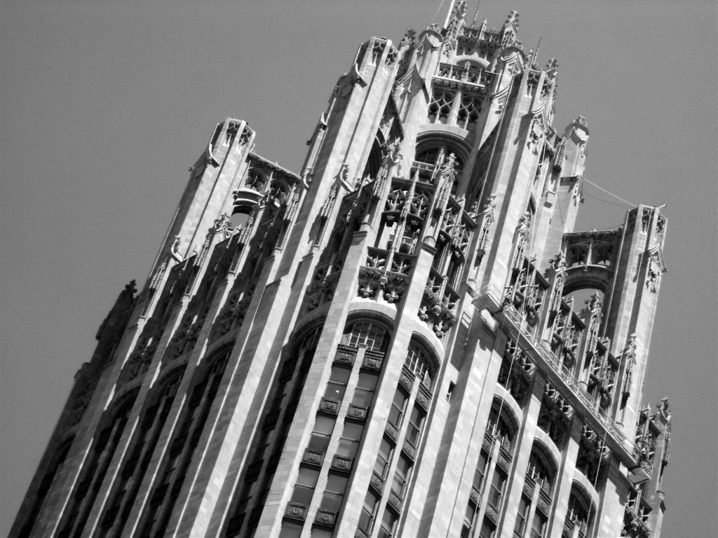 Trib bldg Sweet Snaps   Photo of the Day: Chicago, USA