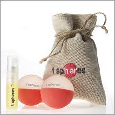 Product Review: t spheres Aromatherapy Massage Balls