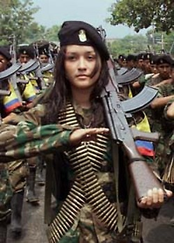 farc p There are Two Os in Colombia Boys *