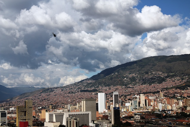 essay about violence in colombia
