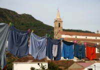 Photo of the Week: The Underwear of Aracena, Spain