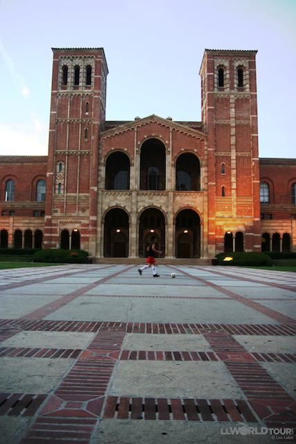 UCLA 6 Photo of the Week: UCLA in Los Angeles
