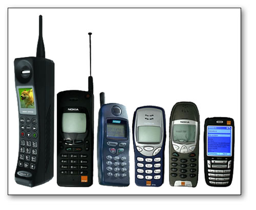 Cell phone history essay