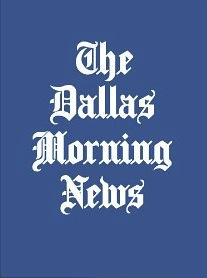 Dallas News Cover Published Writing & Media Coverage