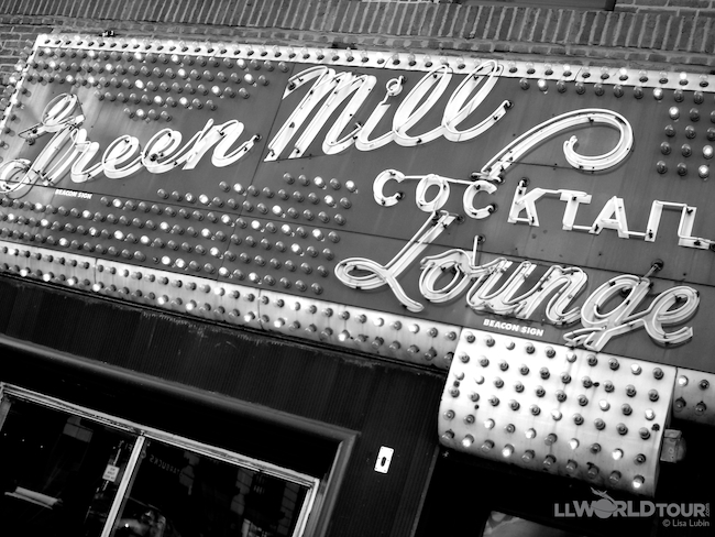 Green Mill Photo of the Week: Chicagos The Green Mill