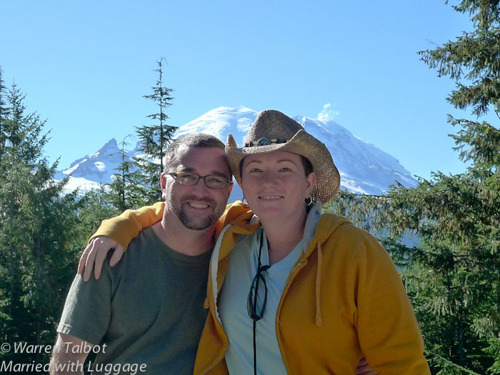 Together in Seattle 9 2010 Interview: Warren and Betsy Talbot of Married with Luggage
