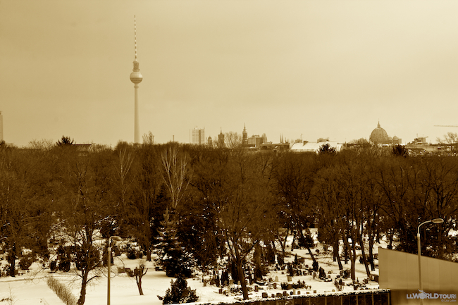 Winter in Berlin