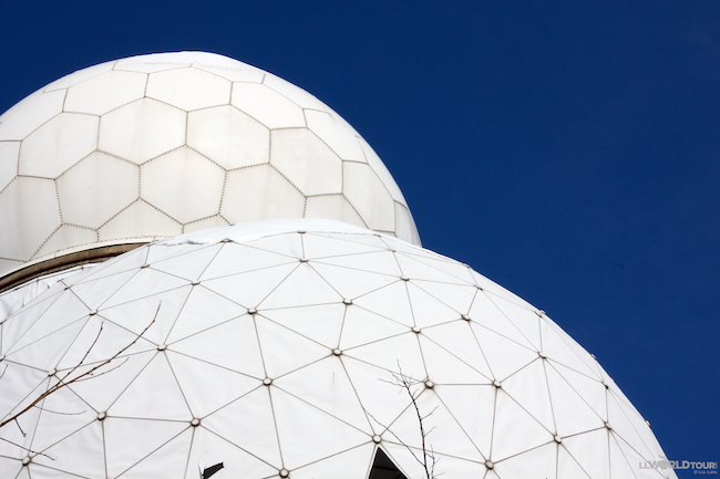 Teufelsberg Spy Station