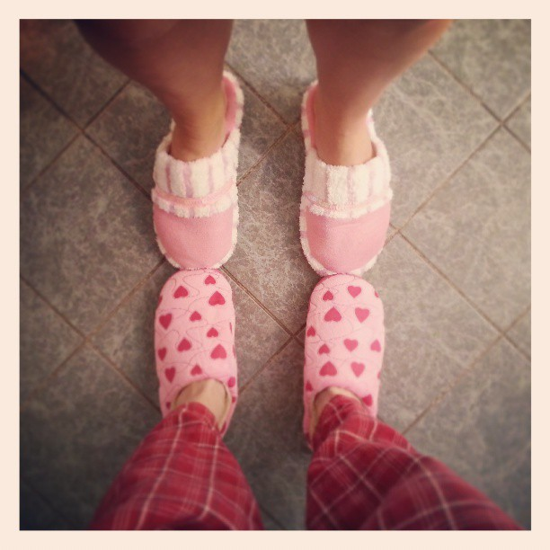 Cozy Slippers!