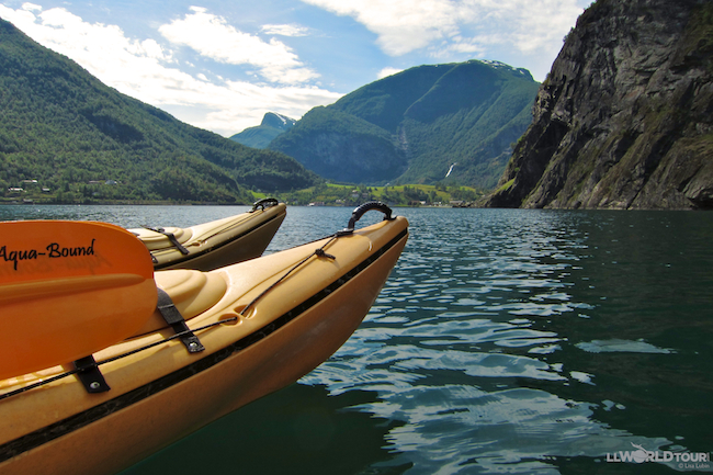 Flam Kayak Photo Essay: Fjord Fun in Norway – Norway in a Nutshell
