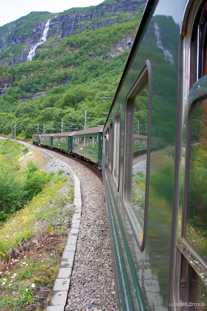 Flam Rail29 Photo Essay: Fjord Fun in Norway – Norway in a Nutshell