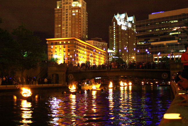 Waterfire Providence RI Reasons to Love the Smallest State in the U.S.