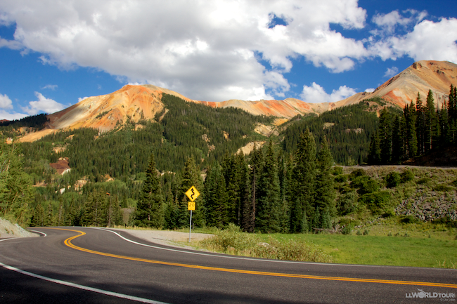 Red Mountains of the San Juans