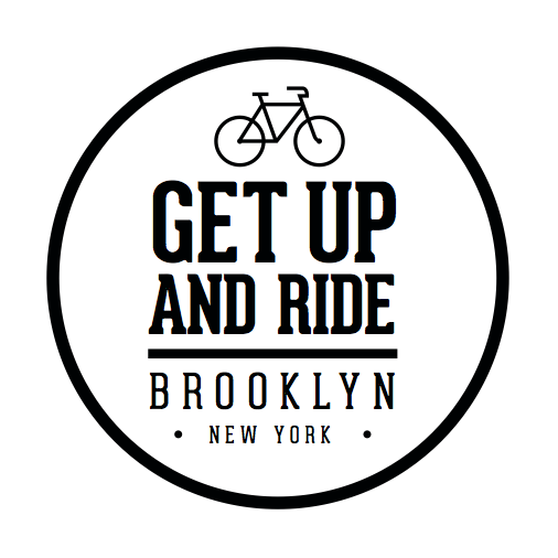 Bike Tour Logo Bike Logo Get up And Ride is a