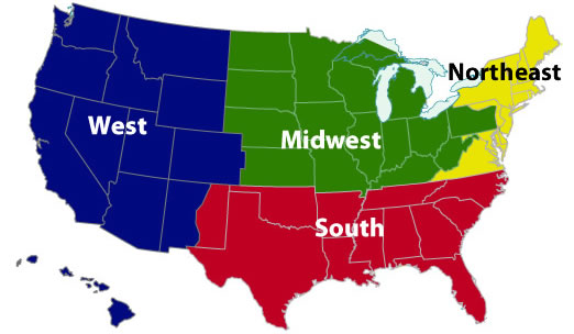 Opinions On Midwestern United States