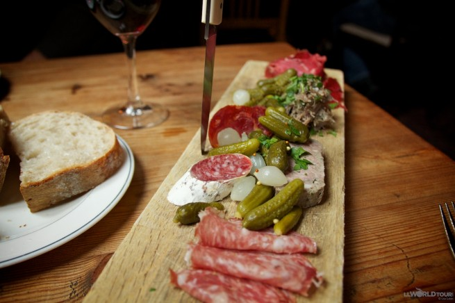 Charcuterie Board Stockholm