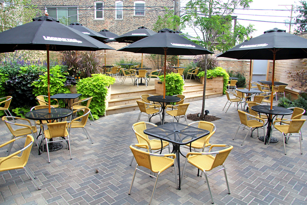 Chicago s Best Outdoor Dining Neighborhood Gems