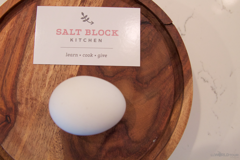 Cooking for Causes Workshop with Chicago's Salt Block Kitchen