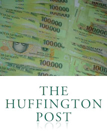 HuffPo Money Cover Published Writing & Media Coverage