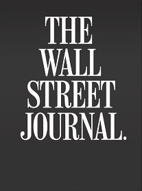 WSJ Cover1 Published Writing & Media Coverage