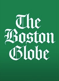 boston globe Cover Published Writing & Media Coverage