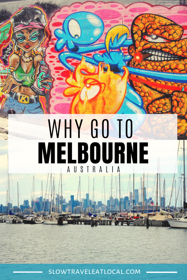 Why go to Melbourne