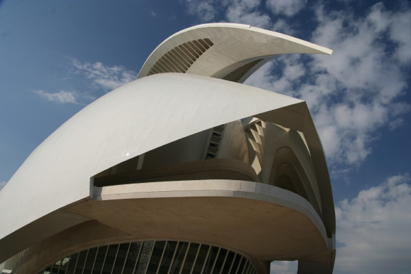 Places to see in Valencia Opera House