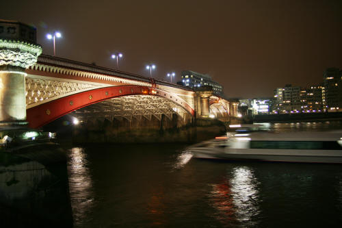 Thames at Night