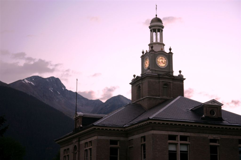 San Juan County Courthouse - Things to do in Silverton Colorado