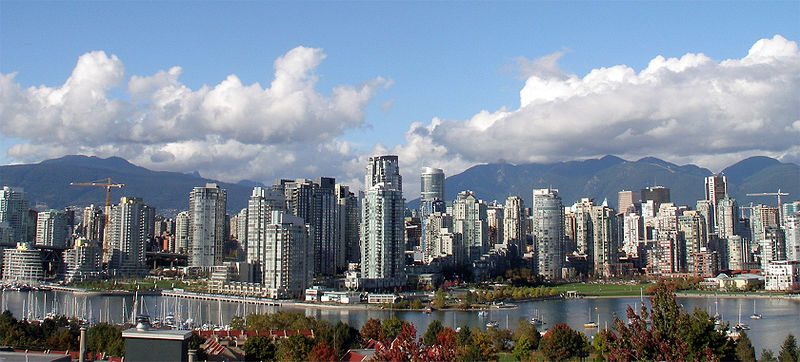 Vancouver--Courtesy Flickr/Thom Quine