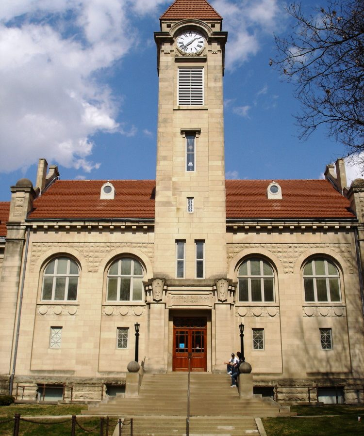 Stately Buildings of IU