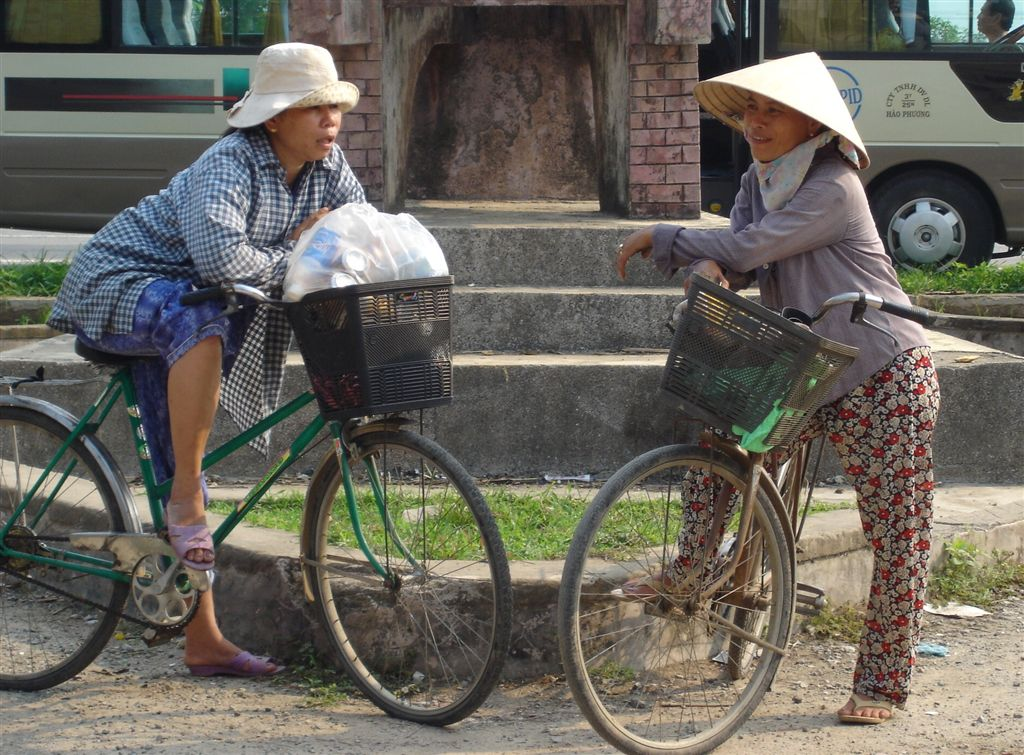 Bicycles in Vietnam