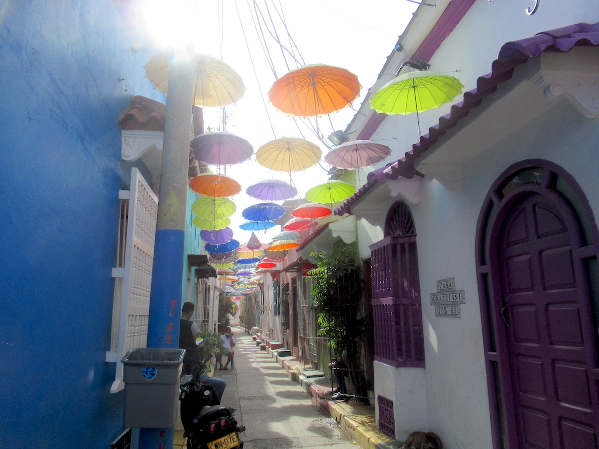 Getsemaní - things to do in Cartagena