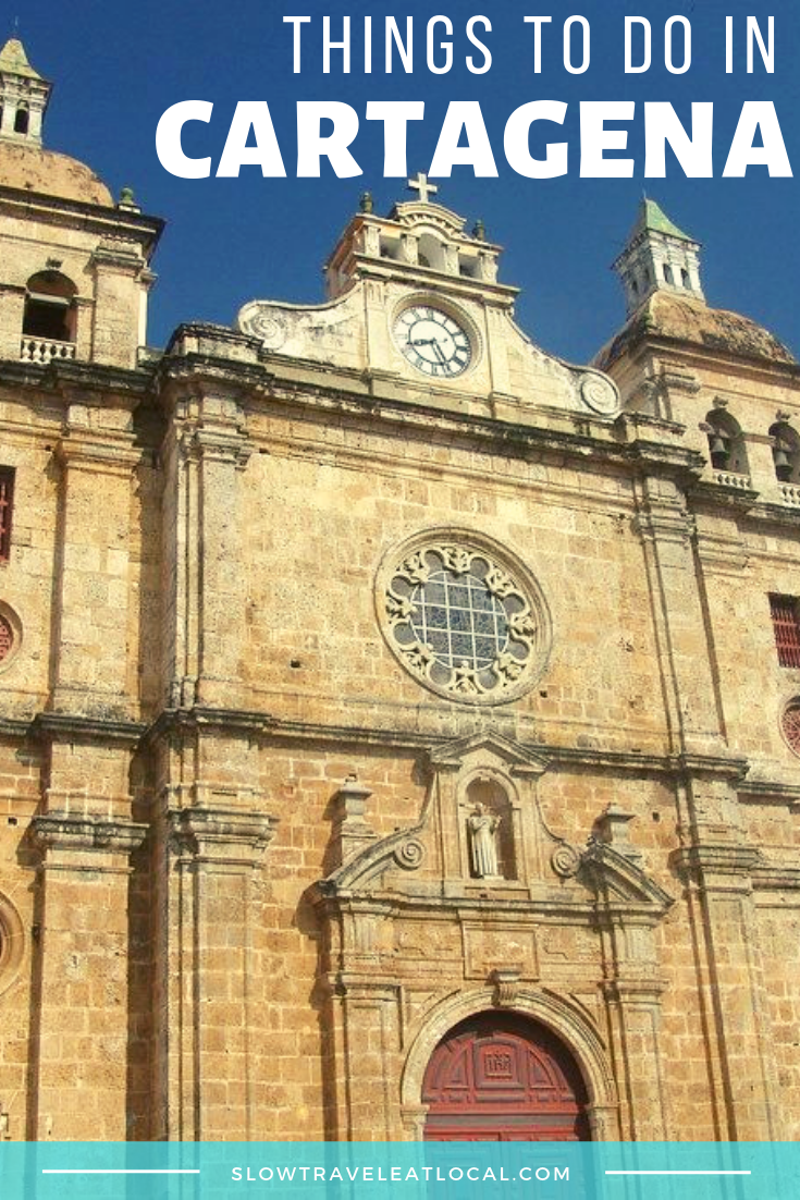 Things to do in cartagena