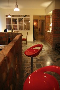 Lobby in Medellin