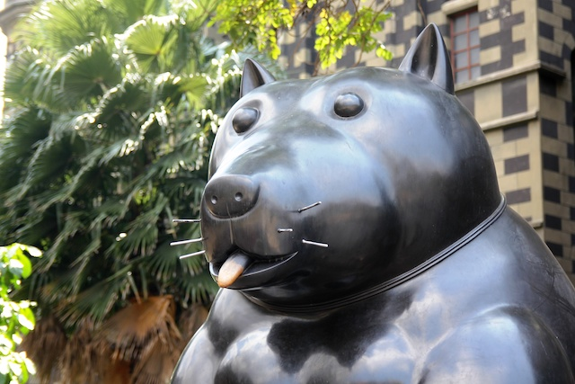 Botero Sculptures - things to do in Medellin, Colombia