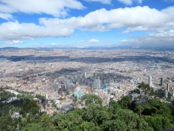 Monserrate Bogota Things to do
