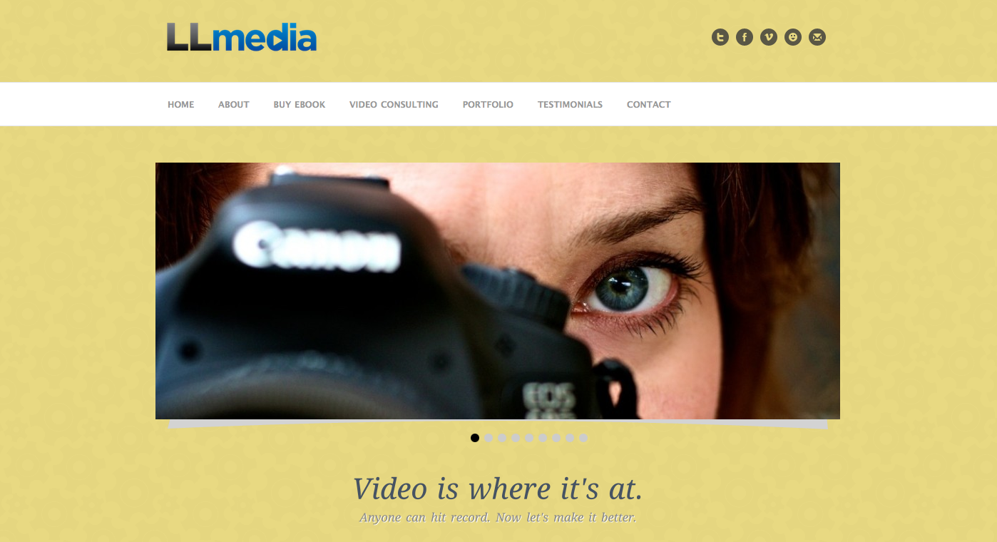 LLmedia Screenshot