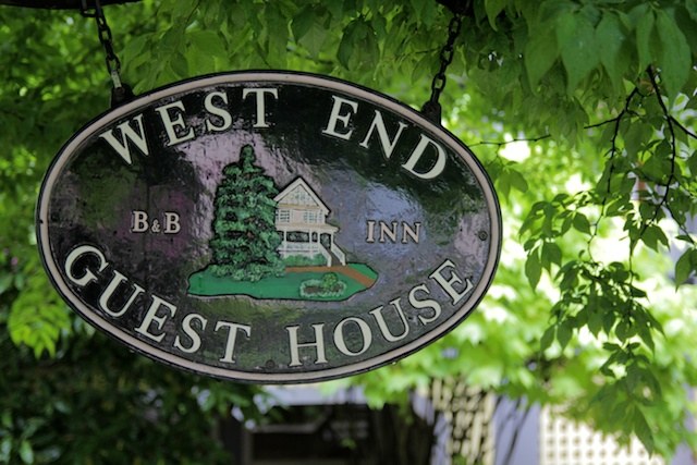 The West End Guest House