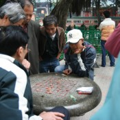 Chinese Checkers - Hong Kong