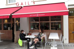 Gail's in Clerkenwell London