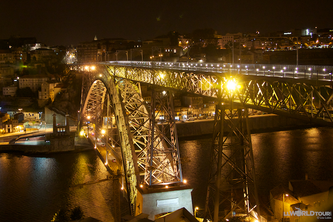Bridge in Porto