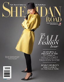 Sheridan Rd Cover Aug 2012 Published Writing & Media Coverage