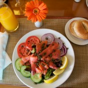 Room Service Breakfast Harbor Beach
